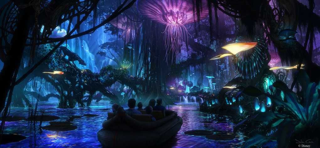 New Teasers For Walt Disney World's Pandora - The World Of Avatar | Avatar