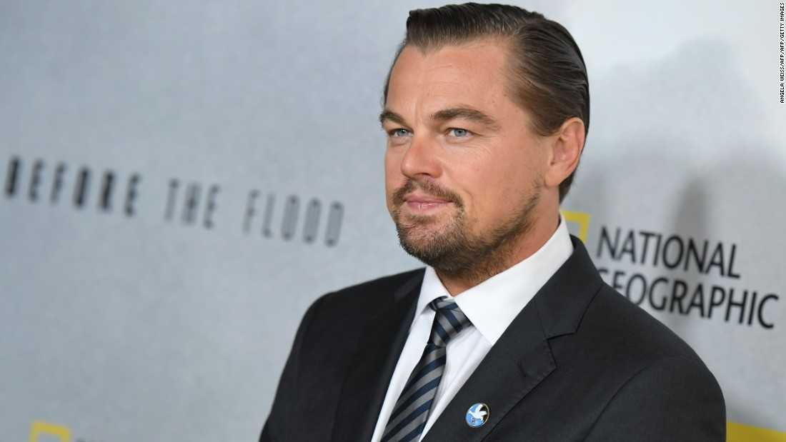 Leonardo DiCaprio Produces A 'Robin Hood' For Grown-Ups | Leonardo DiCaprio