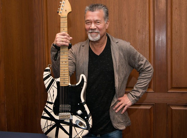 Eddie Van Halen Fights To Keep Music Programs In Public Schools | Van Halen
