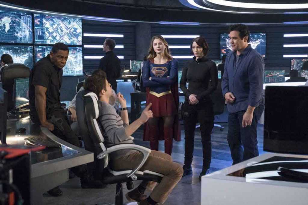 Supergirl: 02x14, Homecoming | Homecoming