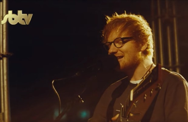 Ed Sheeran Celebrates SBTV's Anniversary With New Track 'Eraser' | SBTV