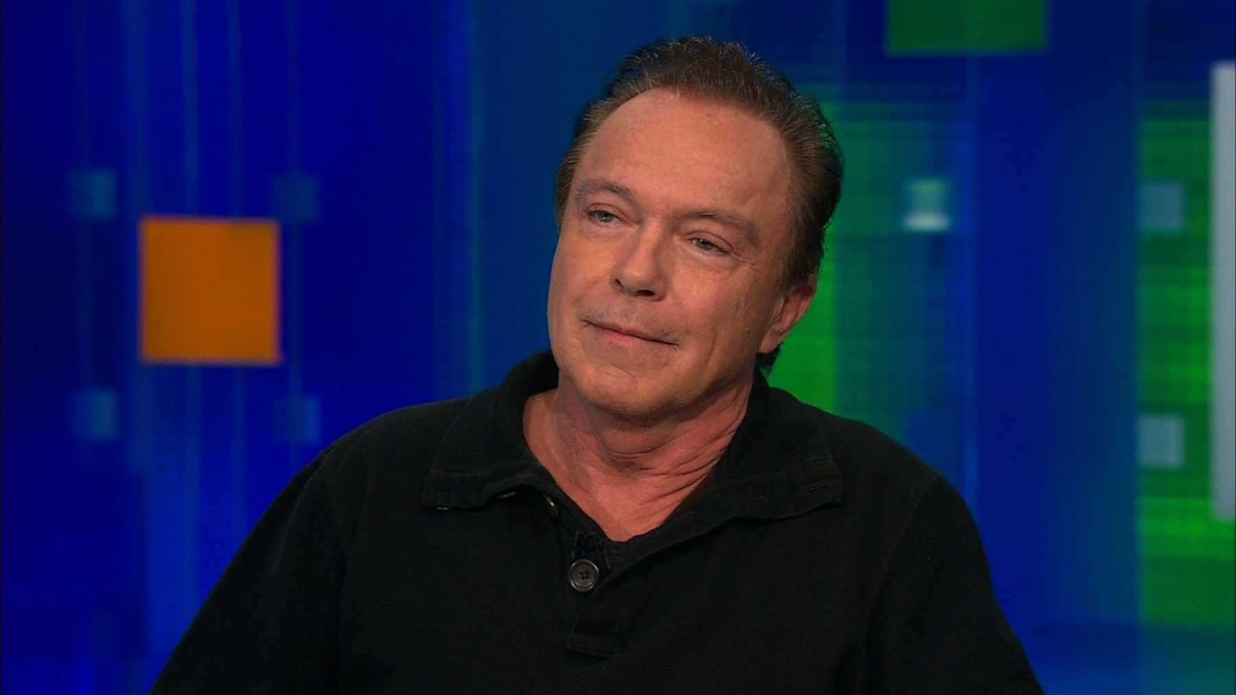 David Cassidy Reveals His Battle With Dementia | david cassidy