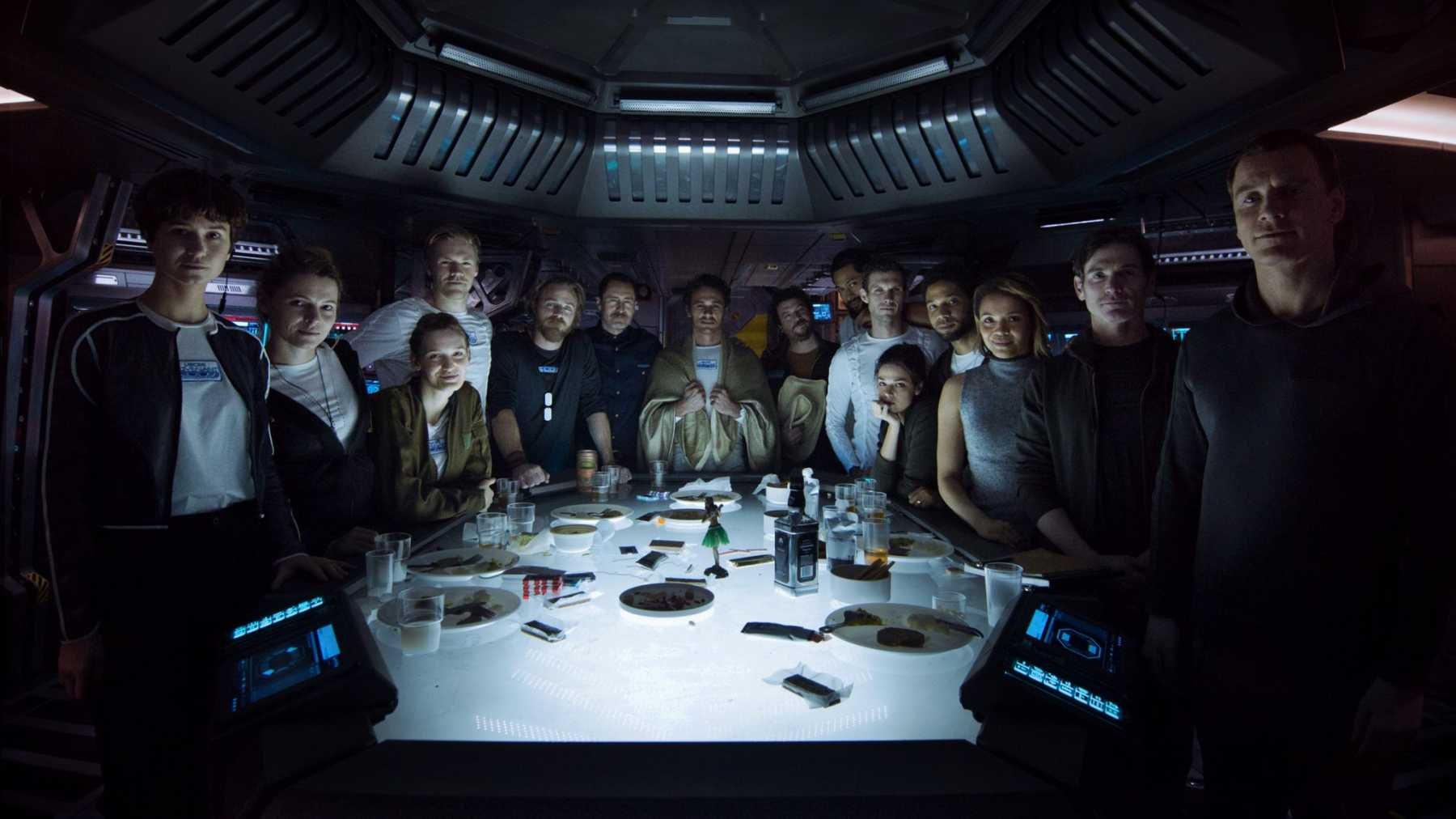 Alien: Covenant Releases Prologue Trailer Introducing The Doomed Crew | Alien