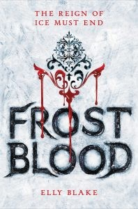 Win An Exclusive 'Frostblood' Prize Pack Complete With Fire & Frost Nail Polish | Frostblood