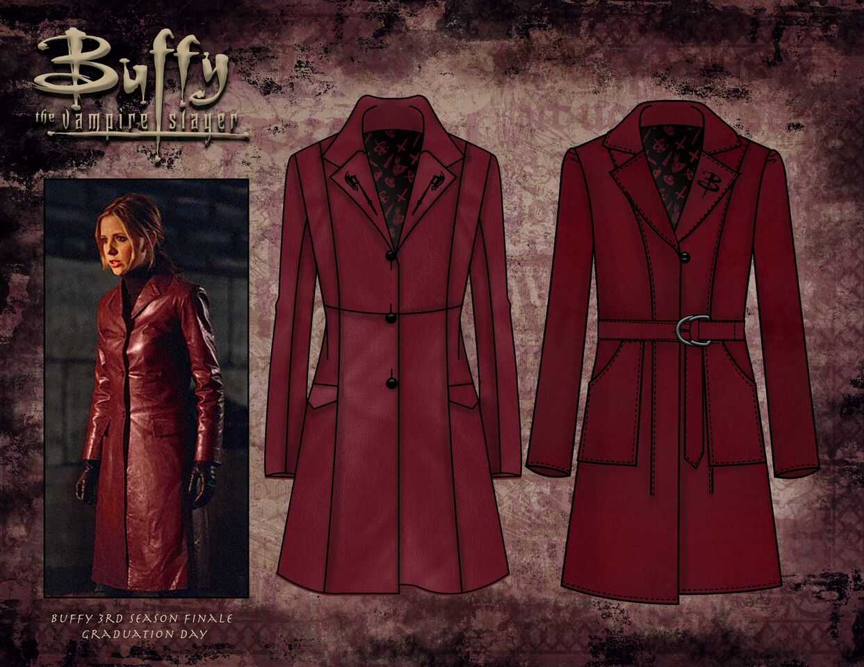 Buffy The Vampire Slayer Gets New Merchandise For Its 20th Anniversary | buffy the vampire slayer