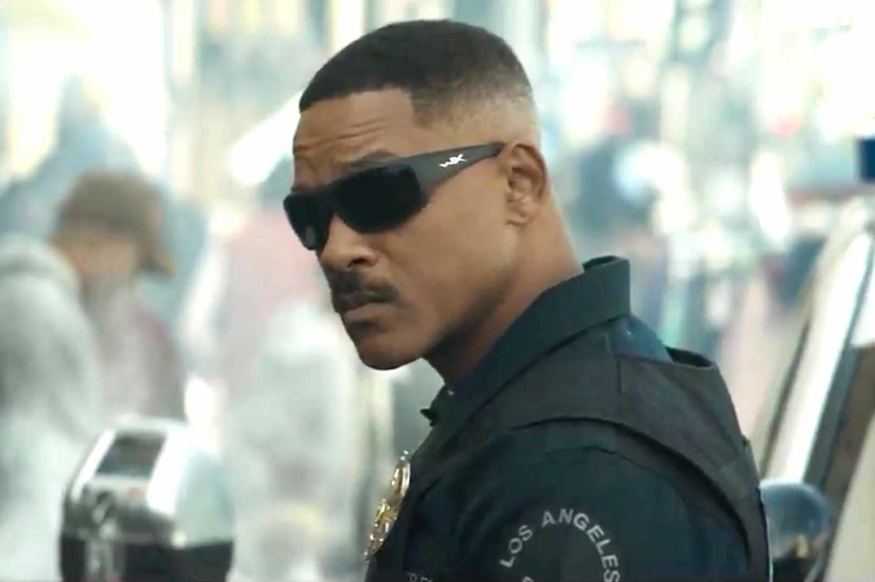 Netflix Reportedly Pays $90 Million To Acquire New Will Smith Movie | Netflix