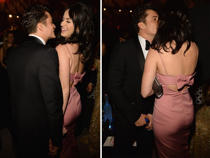 Orlando Bloom And Katy Perry Taking Space | Perry