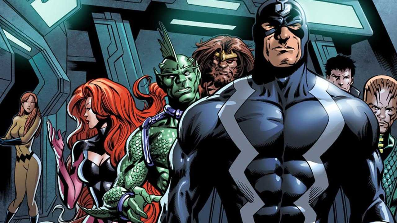 Marvel's Inhumans Cast Revealed: Meet The Royal Family | Inhumans cast