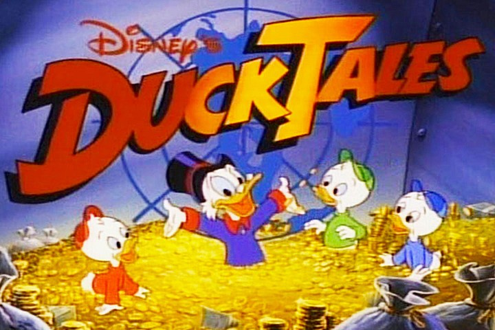 Disney To Reboot Classic 'DuckTales' Cartoon Series | DuckTales