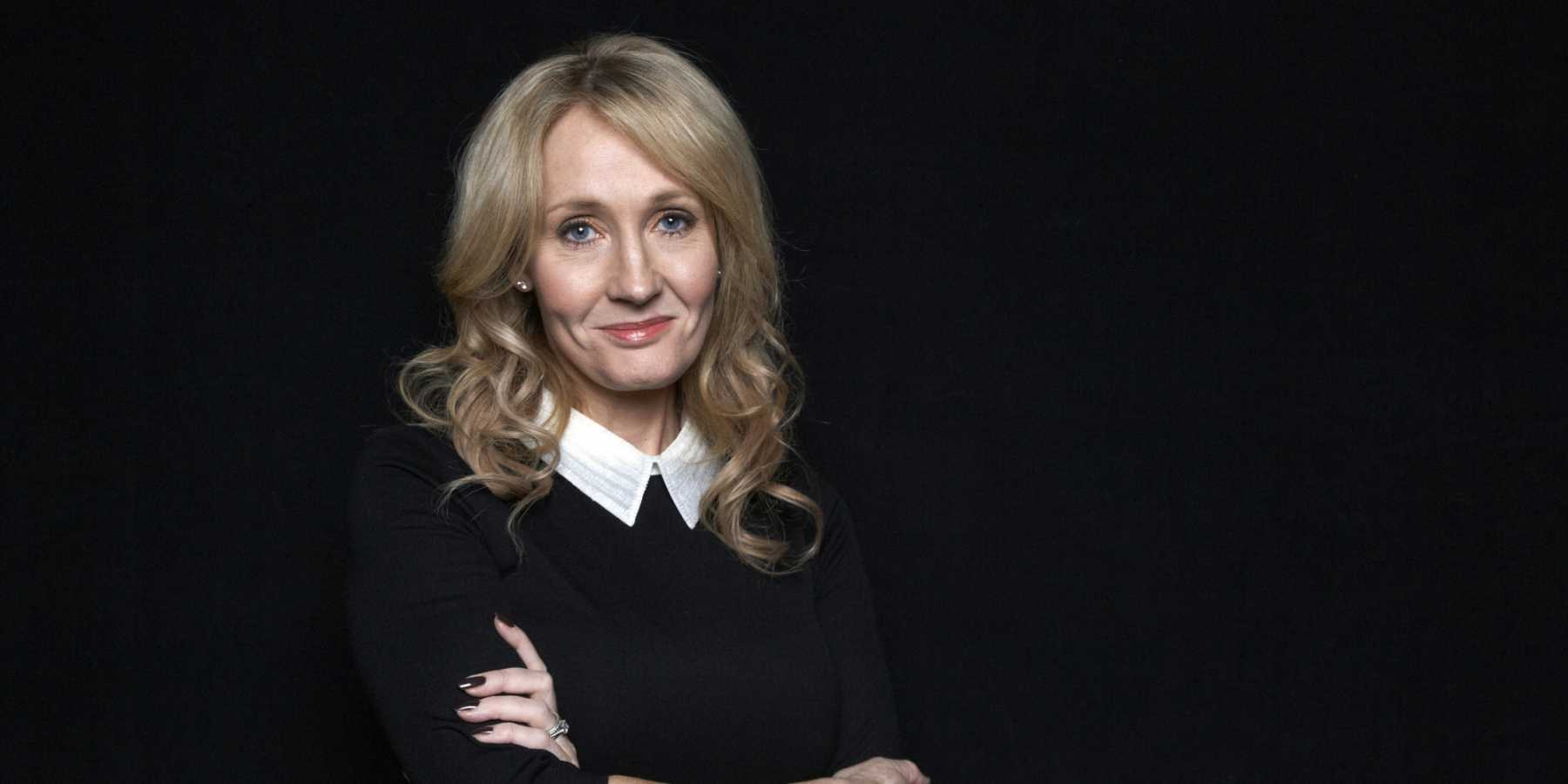 J.K. Rowling Slams Donald Trump With Very British Reference | Rowling