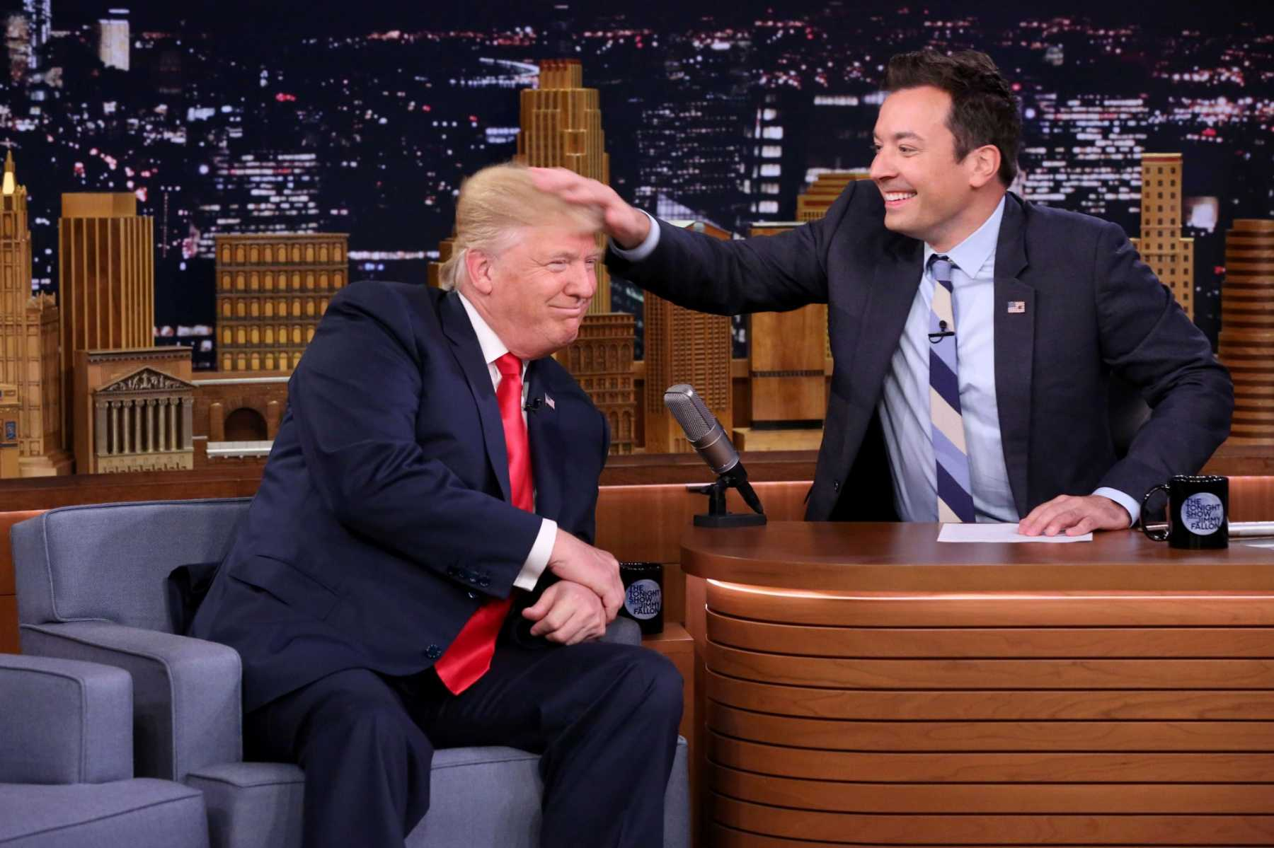 David Letterman Says Jimmy Fallon Should Have Done More In Trump Interview | letterman