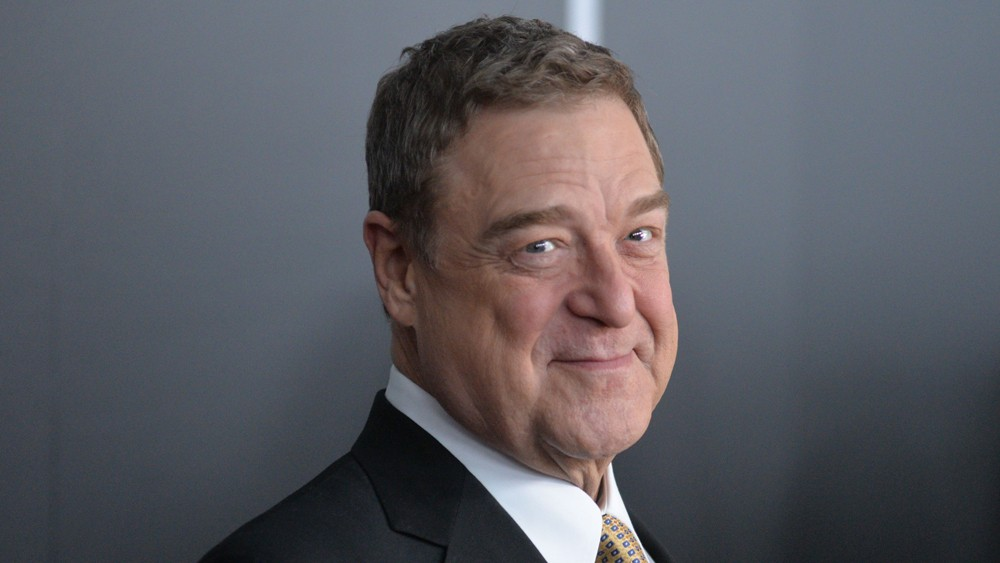 John Goodman Receives Star On Hollywood Walk Of Fame | Goodman