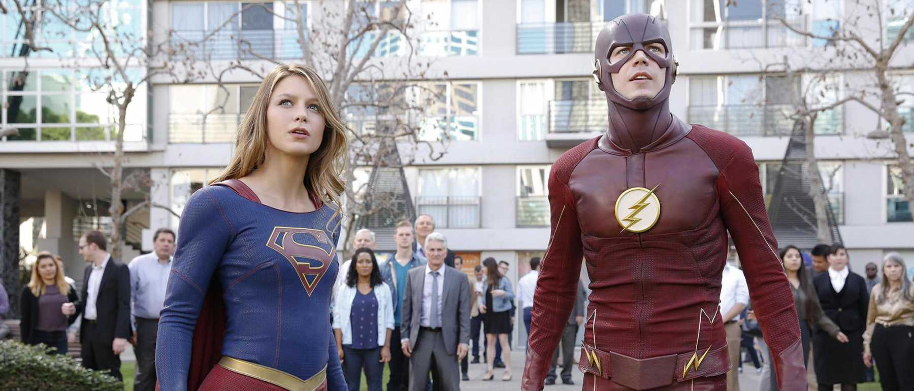 The Flash/Supergirl Musical Crossover Photos And Synopsis Revealed | Flash