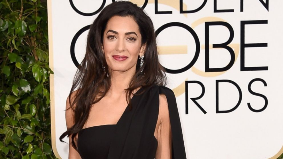 Amal Clooney Is A Pregnant Superwoman | Amal Clooney