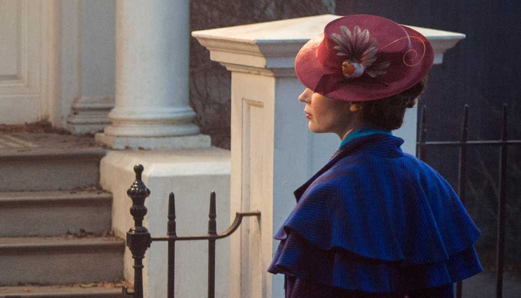 Mary Poppins Returns Photos Revealed | Mary Poppins Returns