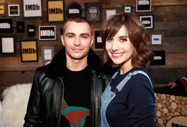 Dave Franco And Alison Brie Got Married And We're Happy For Them! | Alison Brie