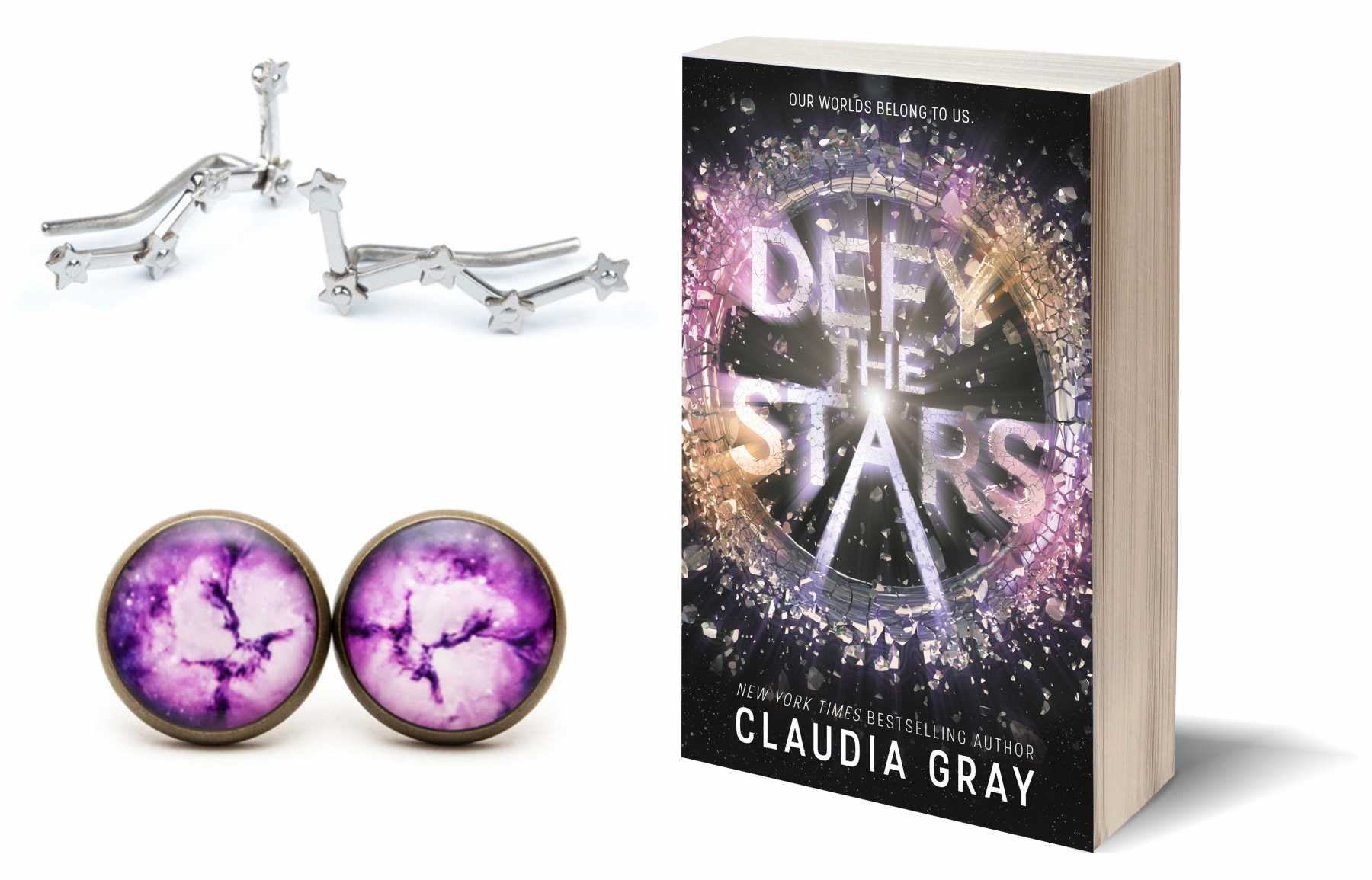 Win An Exclusive 'Defy The Stars' Prize Pack Complete With Nebula Ear Studs! | Defy The Stars