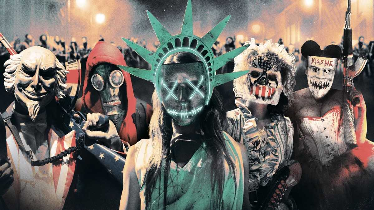 Get Ready For The Purge TV Show   The Purge