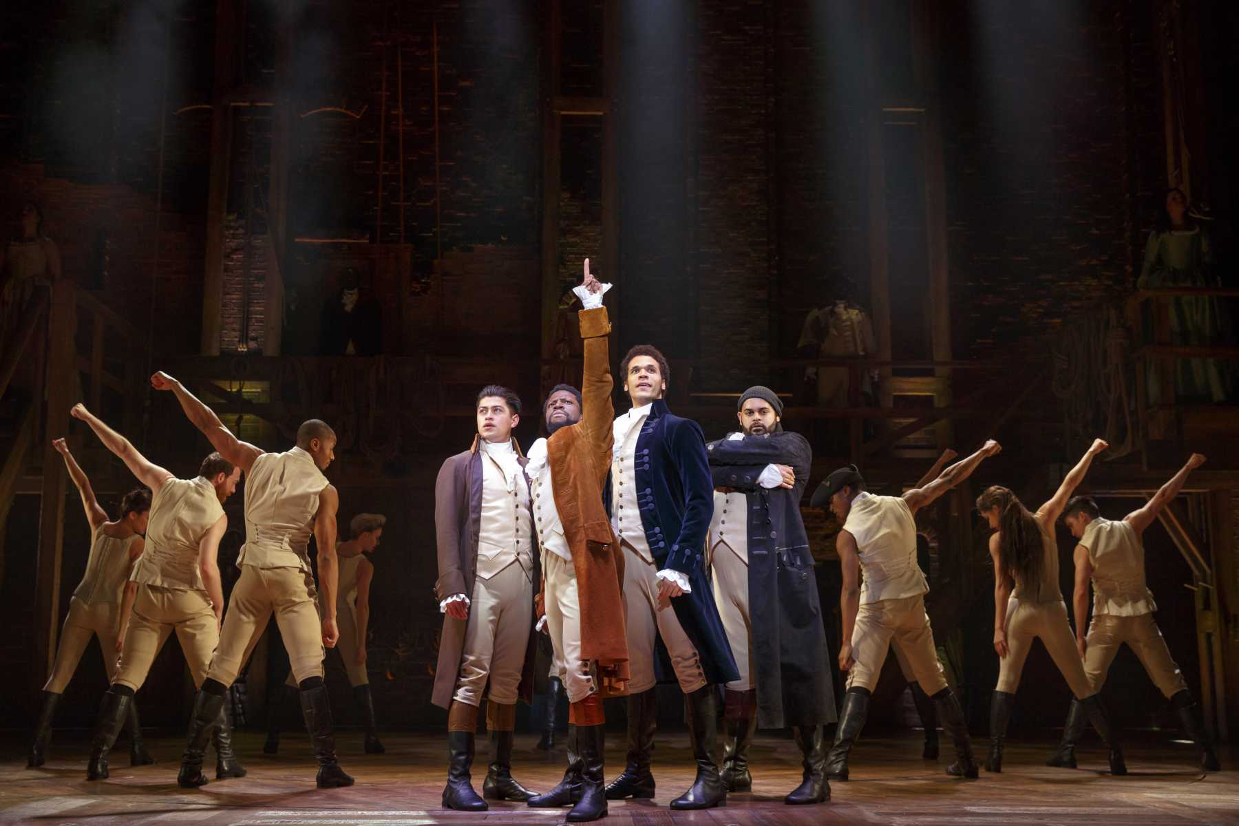 Opening Night For Hamilton In San Francisco | Hamilton