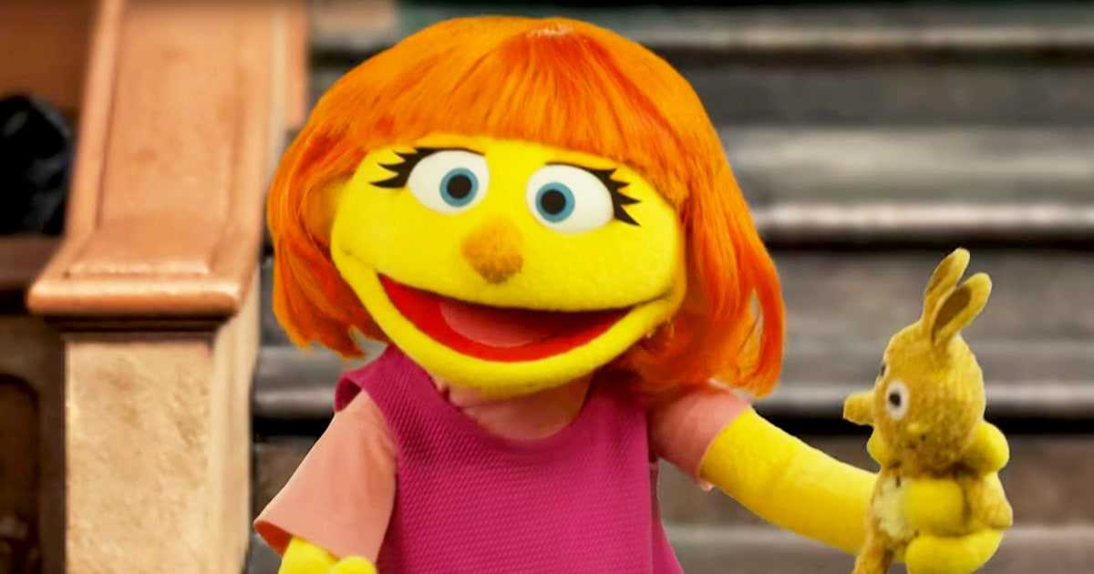 Meet Julia, Sesame Street's New Character With Autism | Sesame Street