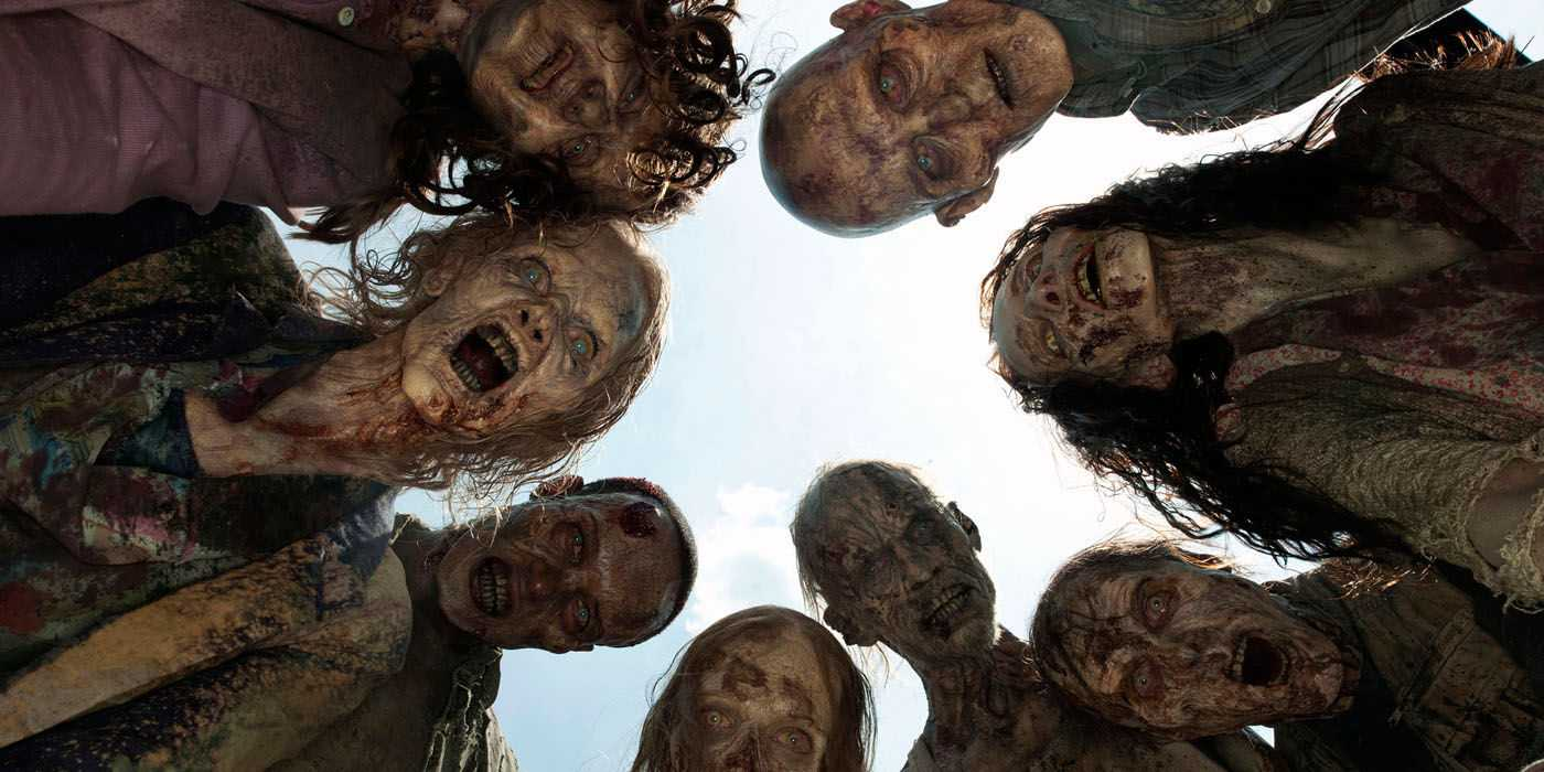 The Walking Dead: 5 Ways It Could End | The Walking Dead