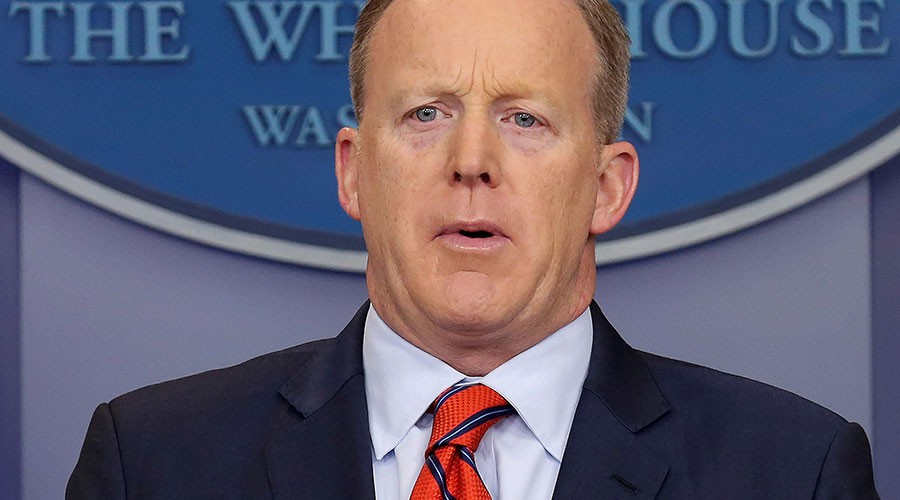 Sean Spicer Says Hitler Did Not Use Chemical Weapons | Spicer