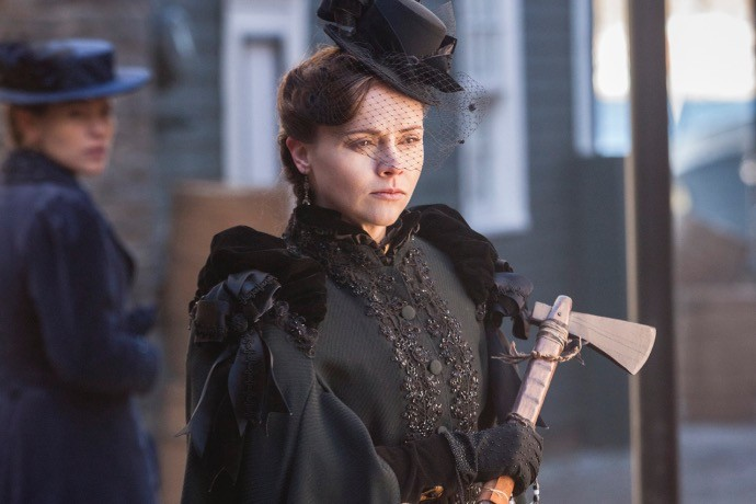 5 Reasons You Should Watch The Lizzie Borden Chronicles  | Lizzie Borden