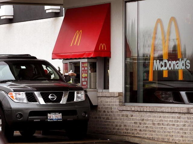 Eight-Year-Old Drives His Sister To McDonald's | McDonald's