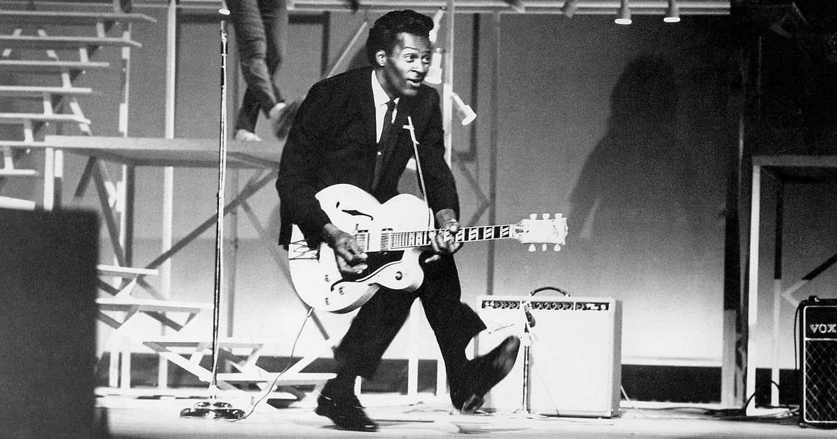 Top 5 Chuck Berry Hits | Chuck Berry Hits