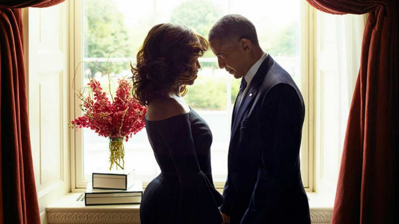 Barack And Michelle Obama's Love | Barack And Michelle