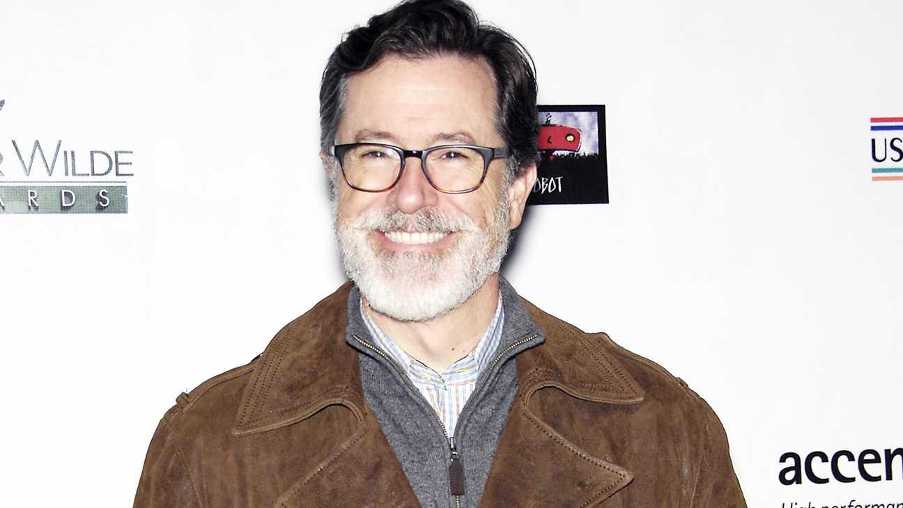 Stephen Colbert Embraces Fake News | Stephen Colbert
