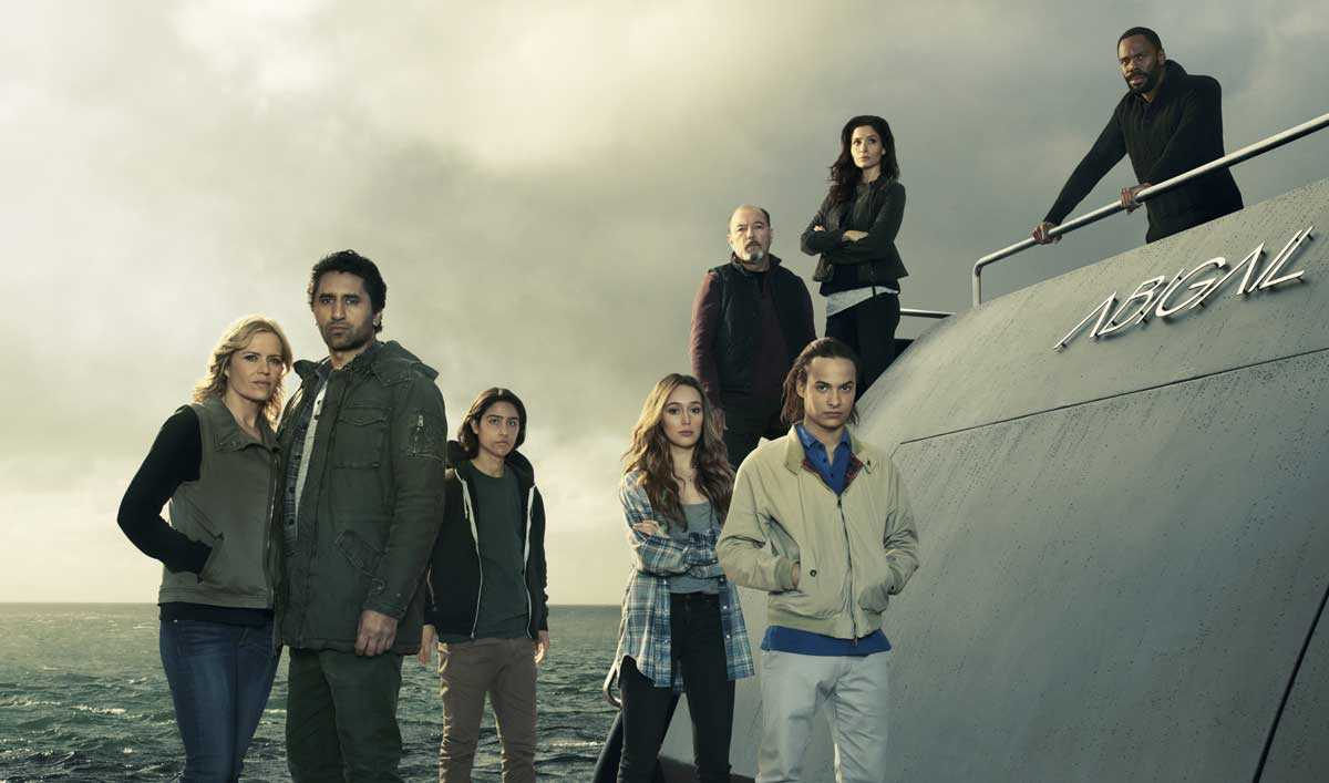 Fear The Walking Dead Renewed For Fourth Season | Fear Walking Dead