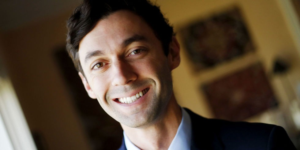 Flip The Sixth: Jon Ossoff Runs For Congress In Georgia | ossoff
