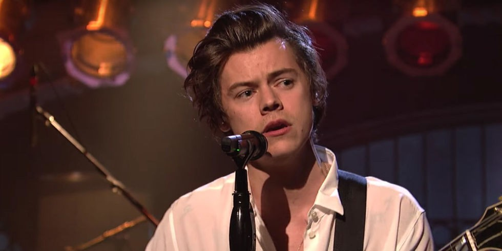 Harry Styles Performs Solo For The First Time On Saturday Night Live | Harry Styles