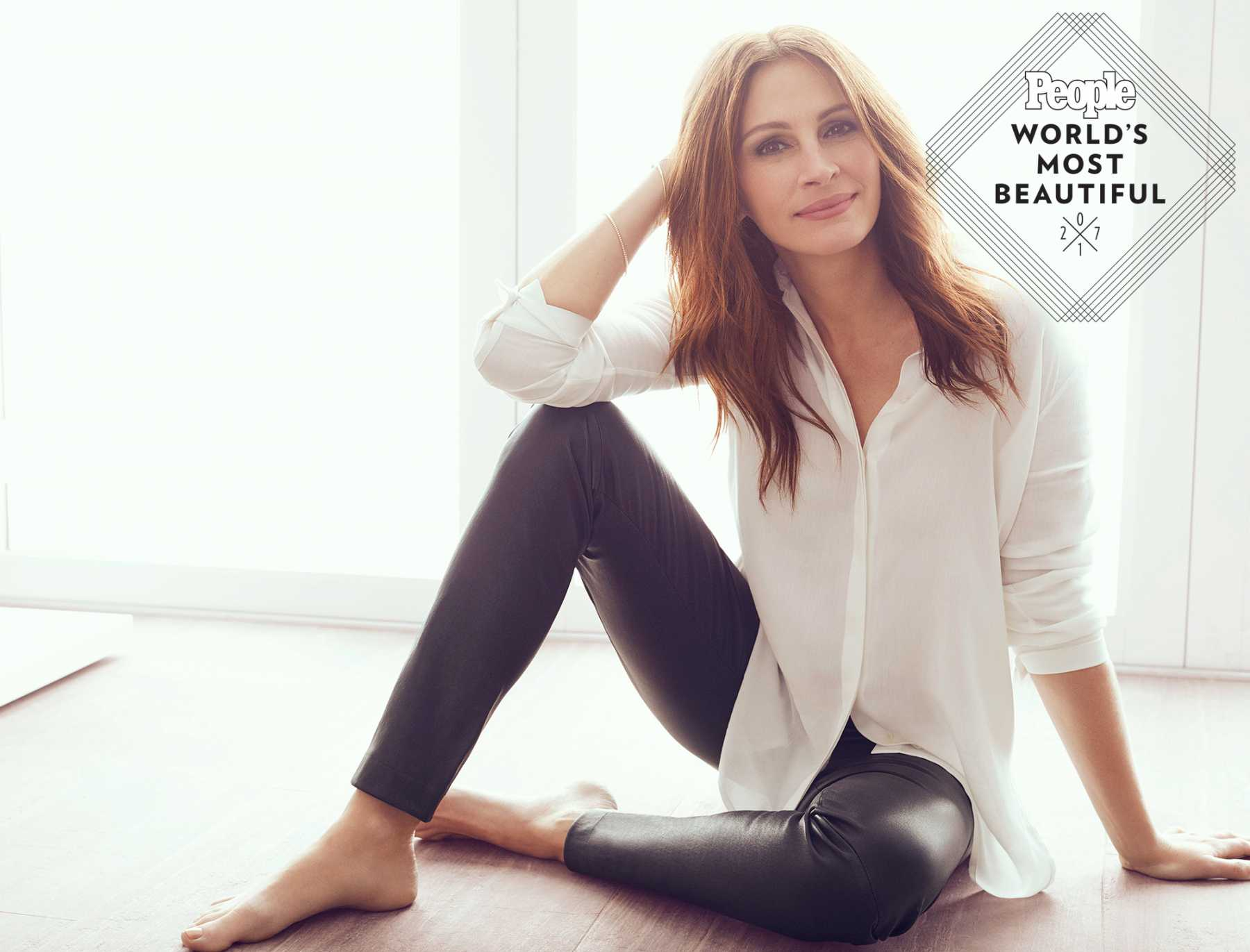Julia Roberts Named Most Beautiful Woman By People Magazine | Julia Roberts