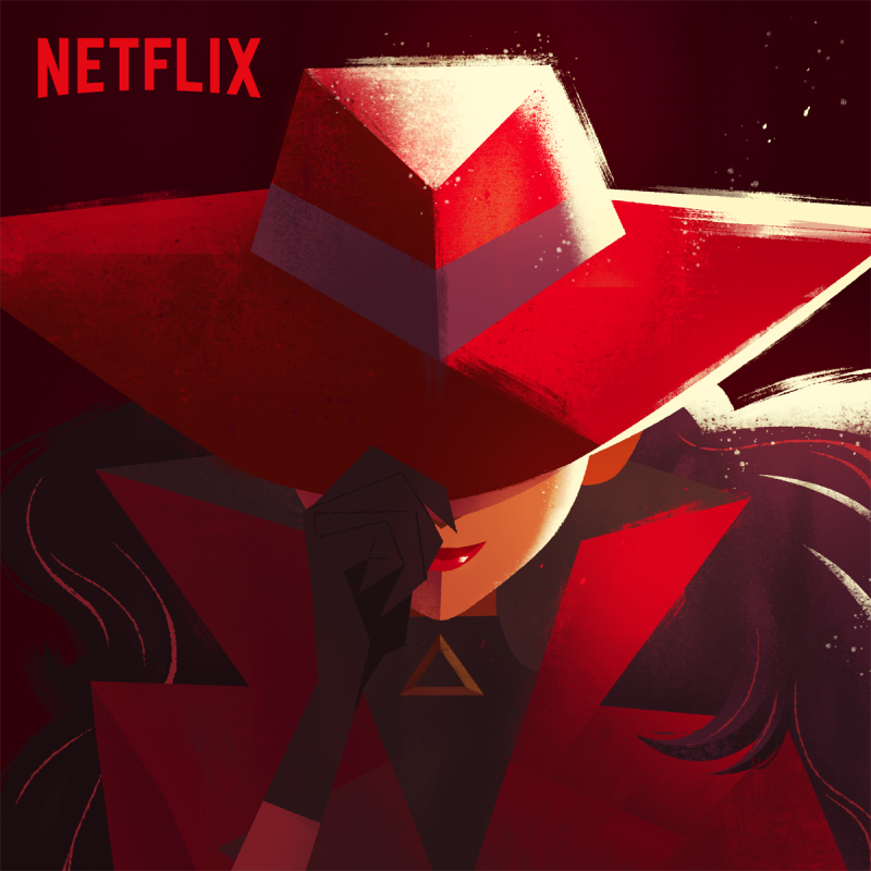Carmen Sandiego Is Coming To Netflix | Carmen Sandiego