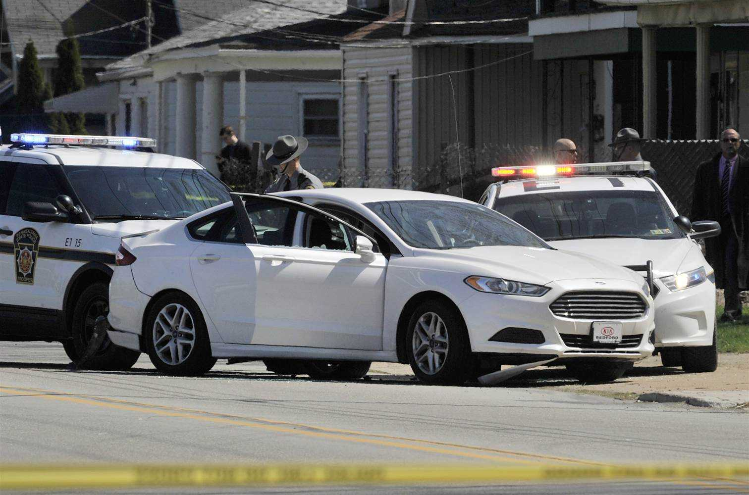 McDonald's Pit Stop Leads To End Of Manhunt For 'Facebook Killer' | Facebook Killer