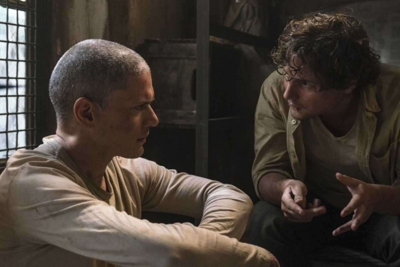 Prison Break: 05x03, The Liar | The Liar