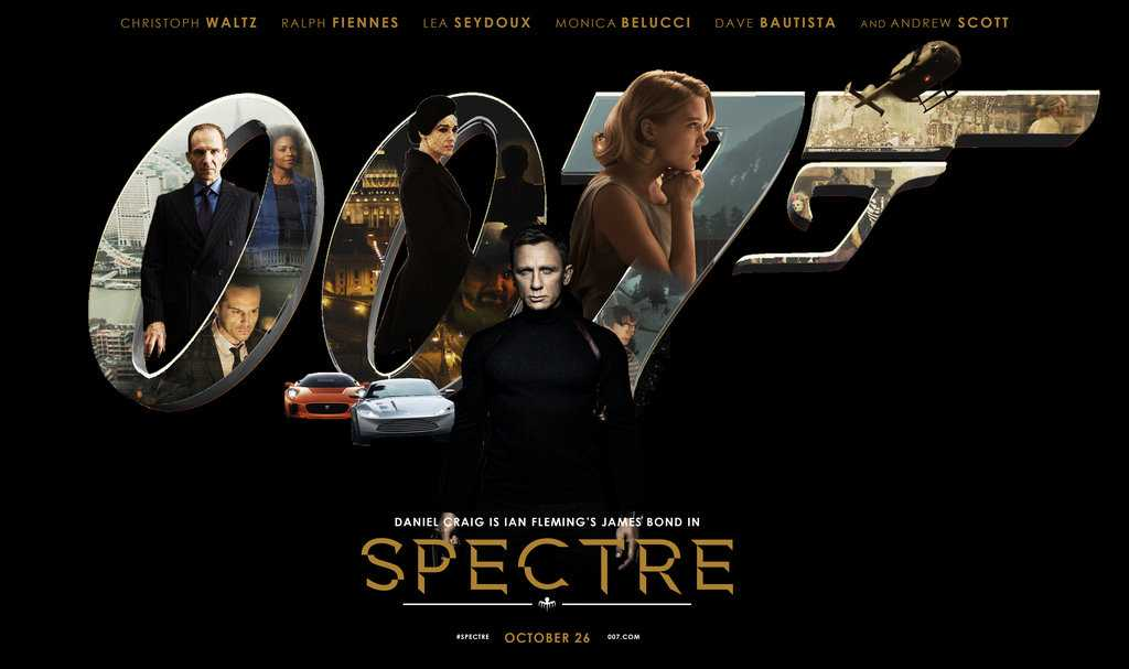 A Bond Fan's Review Of Spectre: Why It Is Underrated   Spectre Underrated
