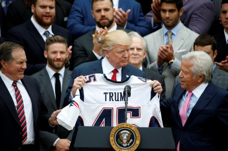 Tom Brady, 7 Other Patriots Skip Traditional White House Visit | Patriots