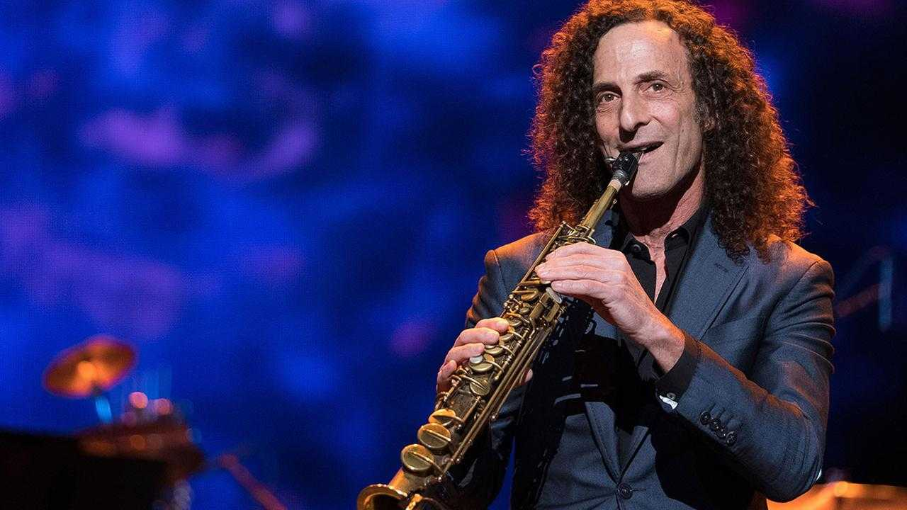 Kenny G Serenades Delta Flight For Charity | kenny