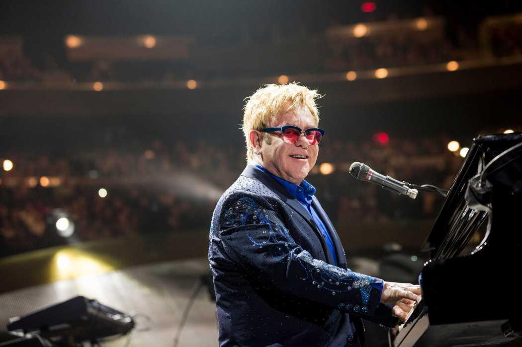 Elton John 'Could've Easily Died' | Elton John