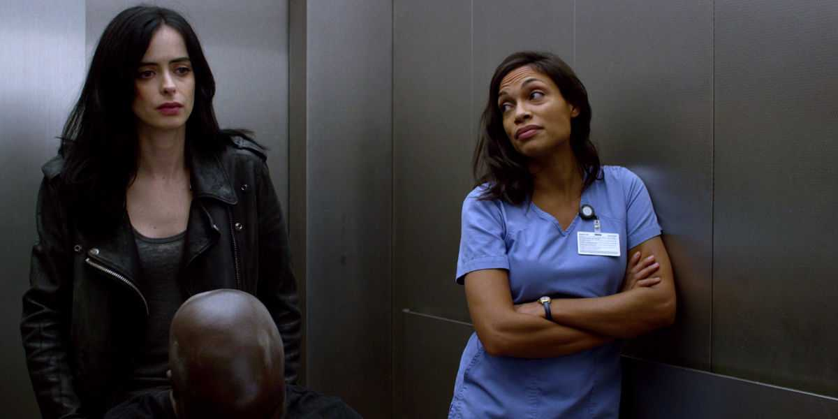 Rosario Dawson Will Not Be Appearing In The Punisher | Rosario Dawson