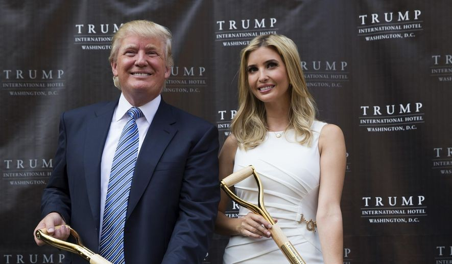Ivanka Trump Criticized While Praising Father | Ivanka Trump