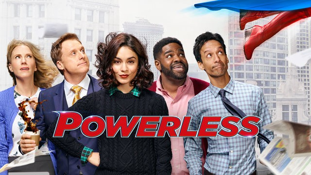 NBC Pulls Last Three 'Powerless' Episodes - What Went Wrong? | Powerless