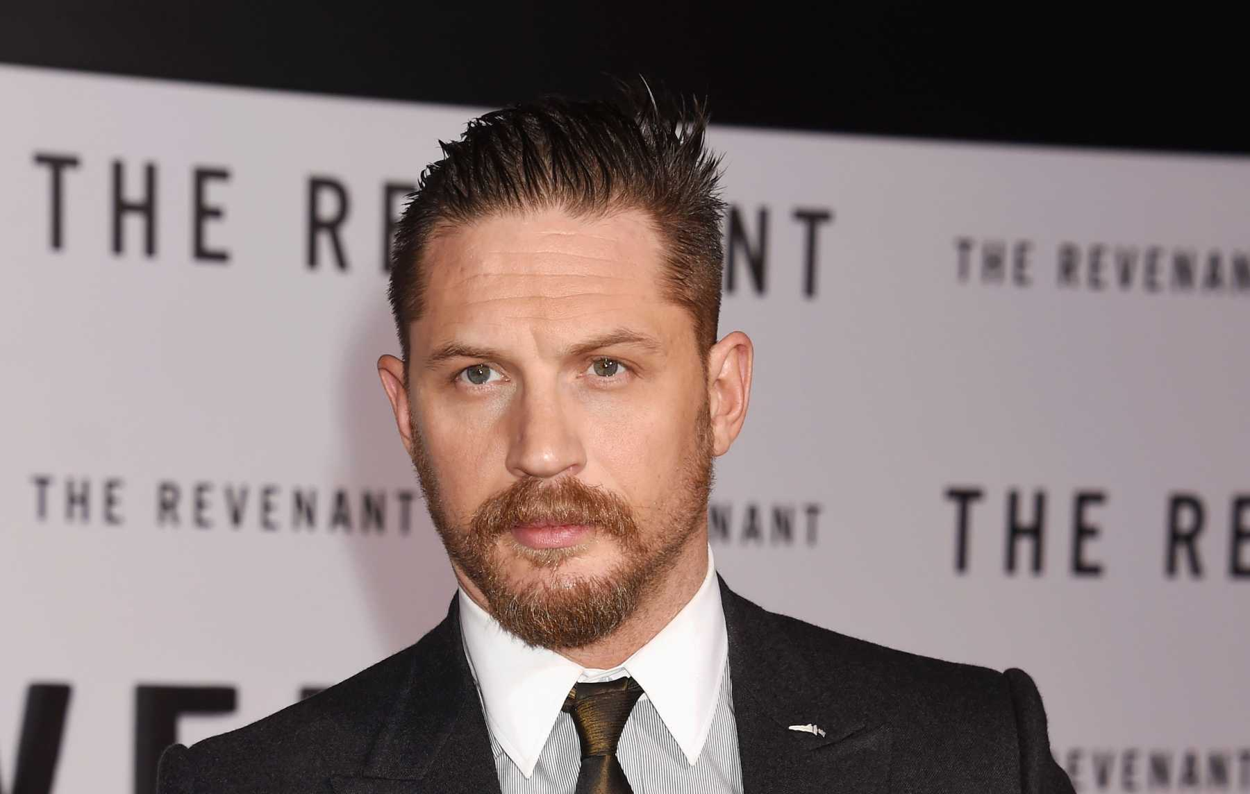 Tom Hardy Chases Down Criminals, Makes Citizen's Arrest  | Hardy