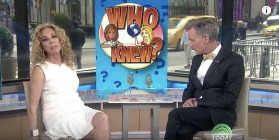 Bill Nye Annoys Kathie Lee Gifford on TODAY Show | Bill Nye