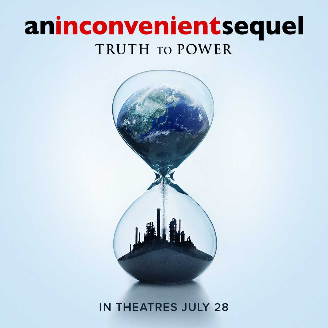 Al Gore's Inconvenient New Movie Trailer Released | Inconvenient