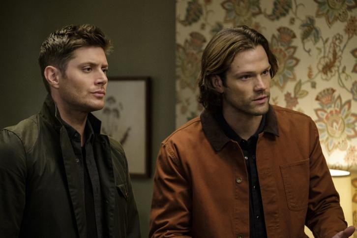 Supernatural: 12x19, The Future | The Future