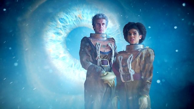 Doctor Who: 10x03, Thin Ice | Thin Ice